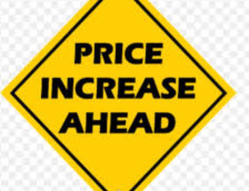 boat prices to  increase 1st February 2021